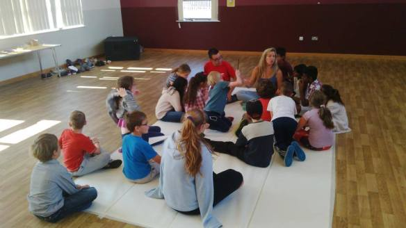 The Spark puppetry Workshop pic