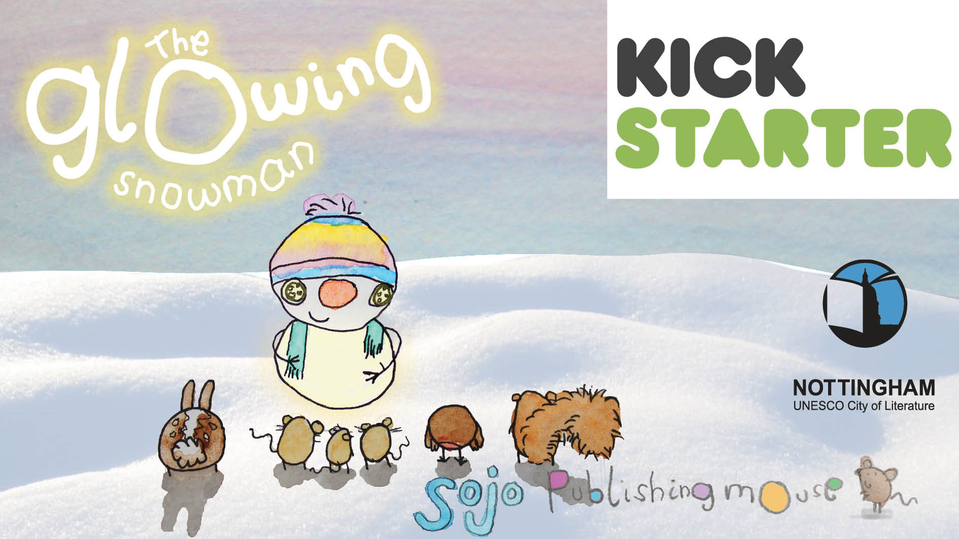 Kickstarter campaign pic